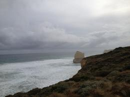 Great Ocean Road from Melbourne, Cat - April 2013