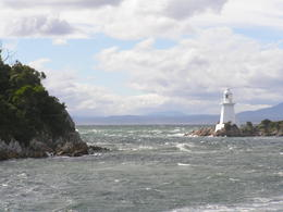 Photo of Tasmania Gordon River Cruise from Strahan Hells Gate