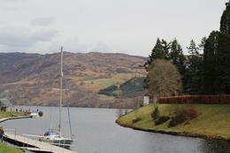 Photo of Edinburgh Loch Ness, Glencoe and the Highlands Small-Group Day Trip from Edinburgh Loch Ness at Fort Augustus