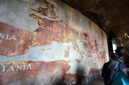 Photo of Rome Skip the Line: Ancient Rome and Colosseum Half-Day Walking Tour Map of Ancient of the Roman Empire
