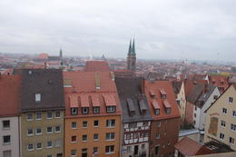 view from Nuremberg Castle , Suzanne S - November 2014