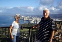 Photo of Oahu Diamond Head Crater Sunrise Small Group Adventure