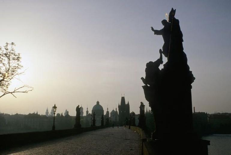 Prague City Tour - Charles Bridge - Prague