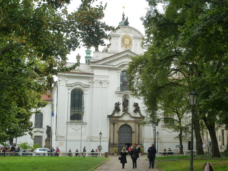 Prague in One Day Sightseeing Tour - Prague