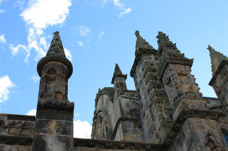 Rosslyn Chapel 2 - Edinburgh