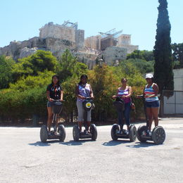Had a great time seeing Athens from the Segway point of view! , bessyeadams - August 2015