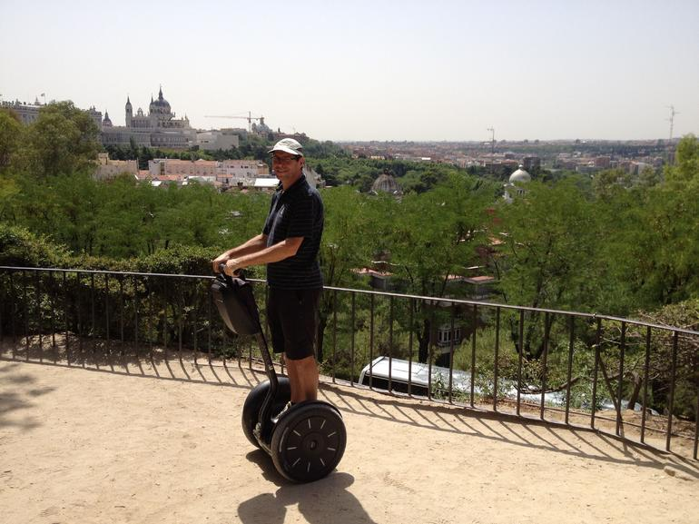 Segway in Madrid - Madrid