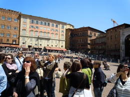 Photo of Florence Siena and San Gimignano Day Trip from Florence Siena