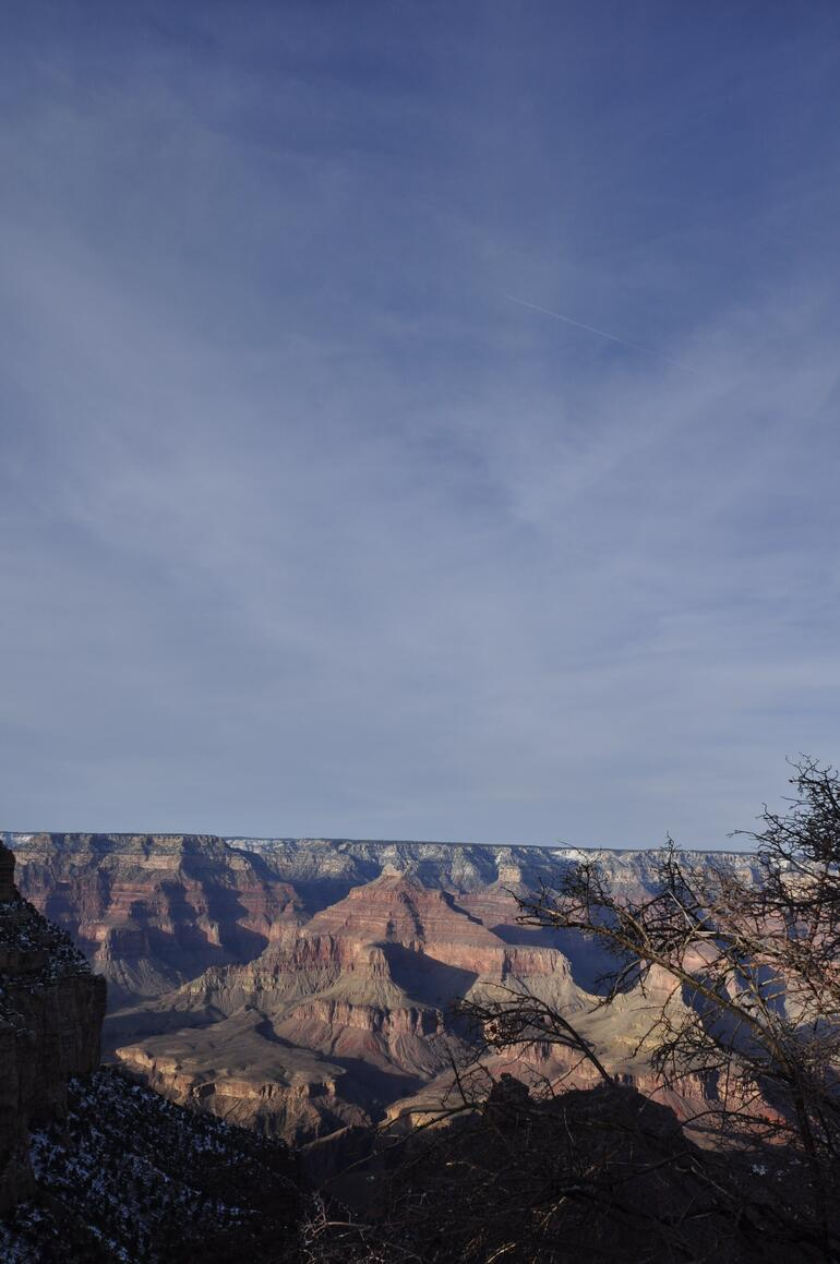 south rim canyon - Las Vegas