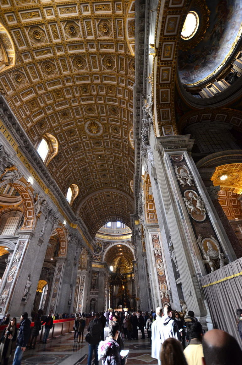 St Peters Basilica - Rome