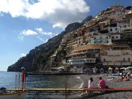 Photo of Rome Pompeii and Amalfi Coast Small Group Day Trip from Rome View from Positano