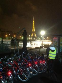 Photo of Paris Paris Night Bike Tour Wow!