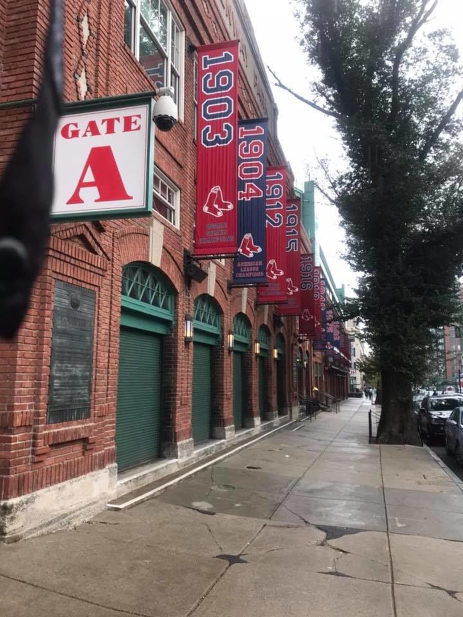 Tour of Historic Fenway Park, America's Most Beloved Ballpark