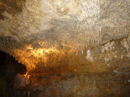 Beautiful Cave Structures, Sue M - February 2012