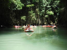 Photo of Phuket Canoe Cave Explorer Phang Nga Bay Tour from Phuket cave