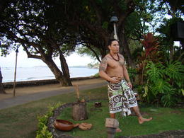 Photo of Maui Old Lahaina Luau Maui Coconut