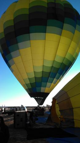 Photo of Napa & Sonoma Napa Valley Hot-Air Balloon Ride with Sparkling Wine Brunch getting ready to launch