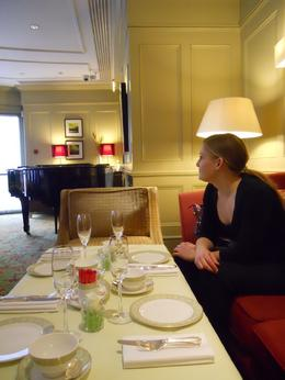 Photo of London London Afternoon Tea at Grosvenor House Great outlook