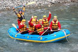 Photo of Queenstown Queenstown Shotover River White Water Rafting Great trip