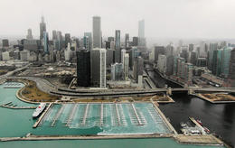 Chicago is so beautiful., Katie Aune - February 2013