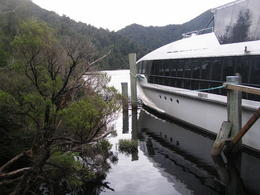 Photo of Tasmania Gordon River Cruise from Strahan Lady Jane Franklin 2
