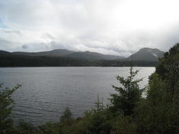 Loch Laggan , Marcello NL - October 2012