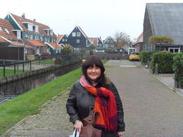 Photo of Amsterdam Zaanse Schans Windmills, Marken and Volendam Half-Day Trip from Amsterdam Marken