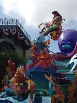 The Little Mermaid, World Traveler - June 2012