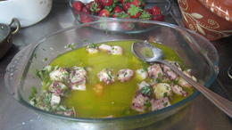 Photo of Porto & Northern Portugal Porto Food and Wine Tasting Tour Octopus Salad,