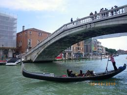 Photo of Venice Skip the Line: Venice in One Day Including Boat Tour Our first view of Venice on foot.