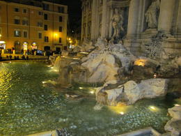 Photo of Rome Illuminated Rome Night Tour with Aperitivo Rome at Night