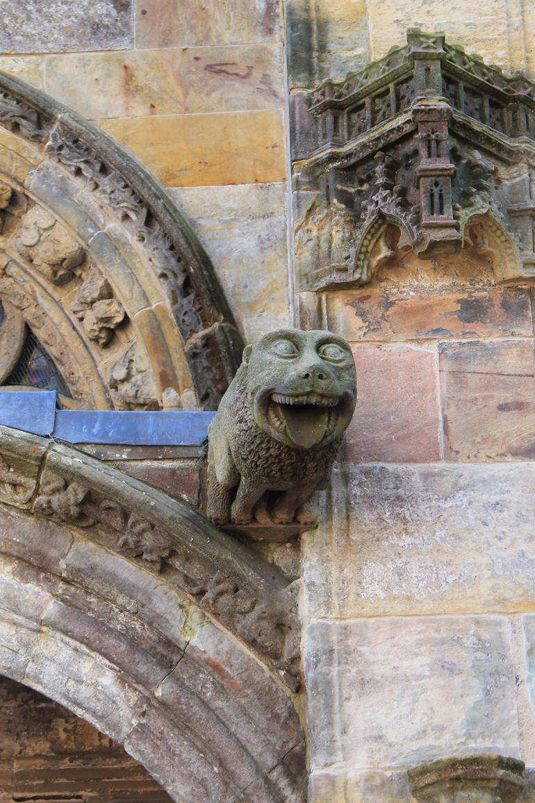 Rosslyn Chapel 3 - Edinburgh