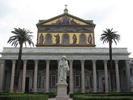 The most beautiful basilica of the tour., Richard F - October 2008