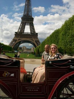 Photo of Paris Romantic Horse and Carriage Ride through Paris The second photo stop