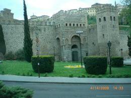Photo of Madrid Toledo Half-Day or Full-Day Trip from Madrid The wall of Toledo