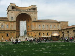 Photo of Rome Skip the Line: Vatican Museums, Sistine Chapel and St Peter's Basilica Half-Day Walking Tour Vatican Tour2.jpg