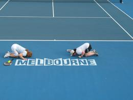 Photo of Melbourne Sports Lovers Tours of Melbourne, Australia We love tennis!