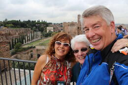 Photo of Rome Ancient Rome and Colosseum Tour: Underground Chambers, Arena and Upper Tier With our guide  and quot;selfie and quot;!