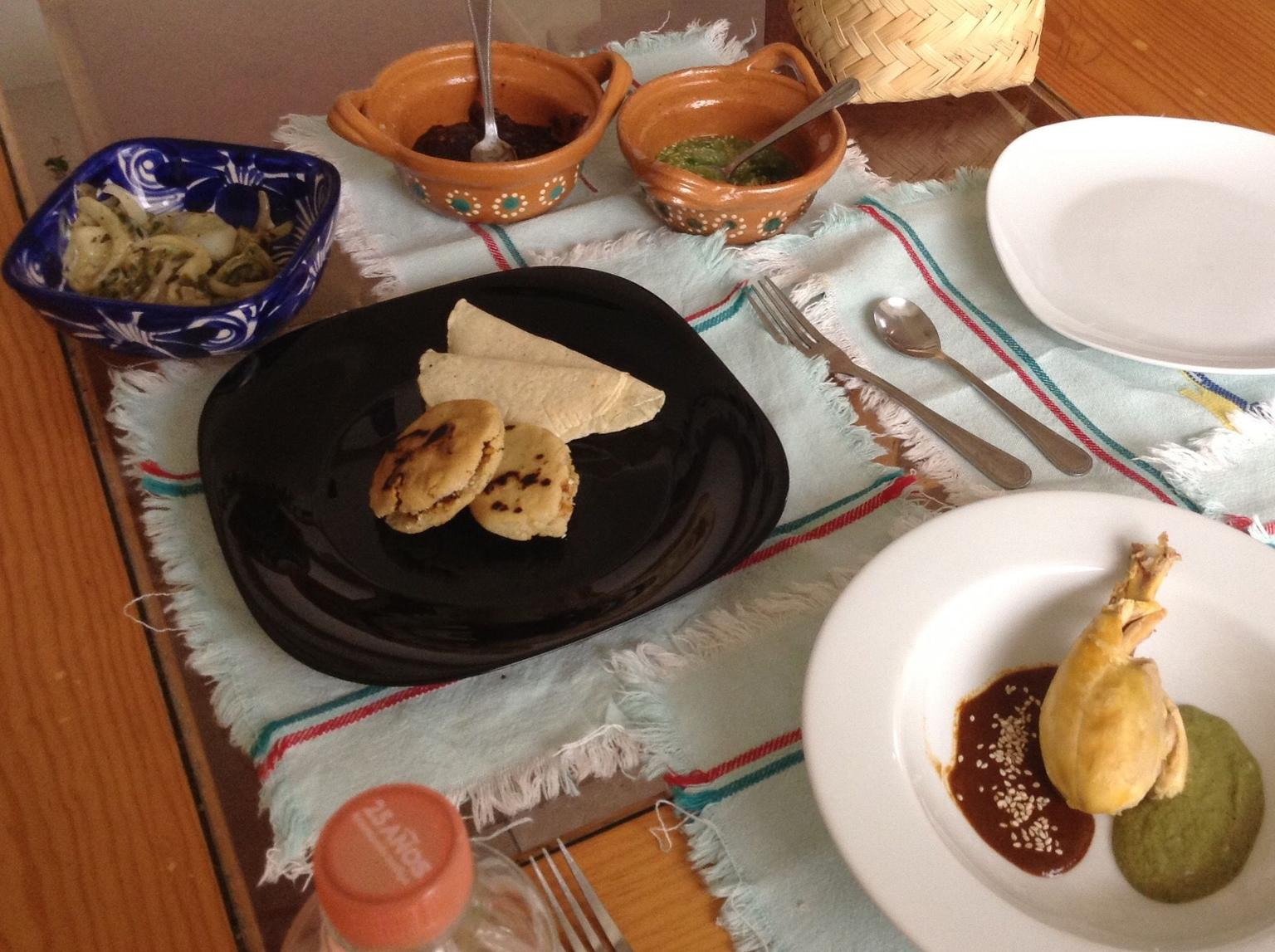 Mexican Food Cooking Class