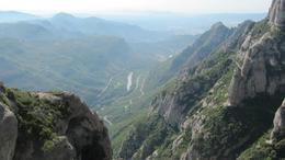 Photo of Barcelona Montserrat and Cava Trail Small Group Day Trip from Barcelona 542909_10150850501743387_193765807_n