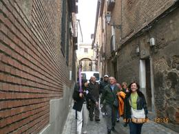 Photo of Madrid Toledo Half-Day or Full-Day Trip from Madrid A narrow street in Toledo