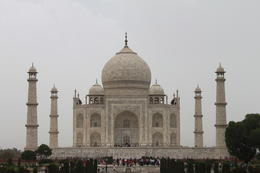 The Incredible Taj Mahal! - September 2012