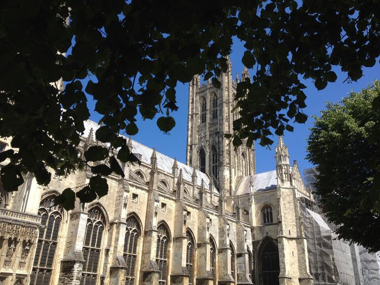 Canterbury - London