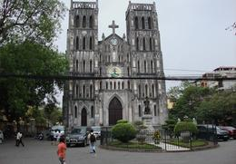 Photo of   Cathedral in Hanoi