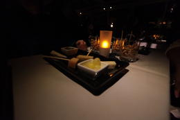 Photo of Amsterdam Amsterdam Canals Candlelight Cruise Cheese plate
