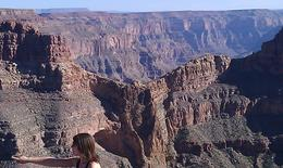 Photo of Las Vegas Grand Canyon West Rim Day Trip by Coach, Helicopter and Boat with Optional Skywalk Eagels Eye