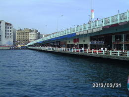Photo of Istanbul Imperial Istanbul Half-day Tour: Hagia Sophia and Grand Bazaar Galata-Brücke
