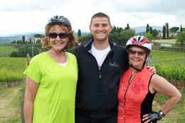Photo of Florence Tuscany Bike Tour from Florence Helen  and  Jill
