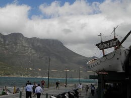 Photo of Cape Town Cape Town City Hop-on Hop-off Tour mariners wharf at Houts Bay