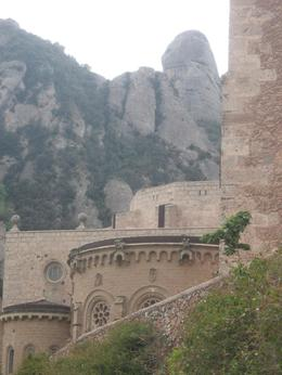 Photo of Barcelona Montserrat and Cava Trail Small Group Day Trip from Barcelona Monserrat Approach